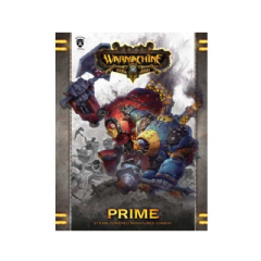 Warmachine PRIME Hardcover MK III